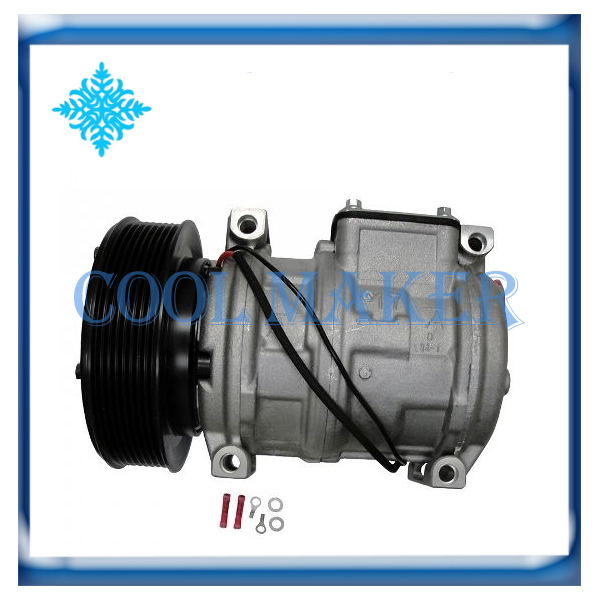 10PA17C compressor for John Deere AH169875 AN221429 RE196923 RE46609 RE69716 SE501459 SE501462 TY24304