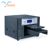 Хорошая производительность Горячая типа A4 dtg принтера футболка печатная машина с низкая цена