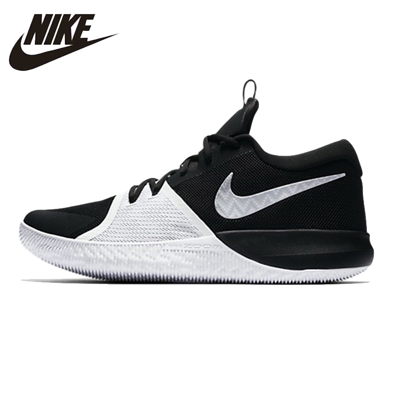 Nike Original  New Arrival Mens Basketball Shoes Waterproof Stability For Men #917506&917541 original li ning men professional basketball shoes