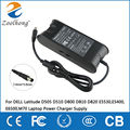 19.5V 4.62A 90W AC Adapter FOR DELL Latitude D505 D510 D800 D810 D820 E5530,E5400,E6500,M70 Laptop Power Charger Supply