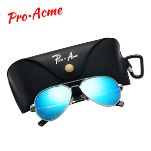 Pro Acme Brand Small Polarized Sunglasse