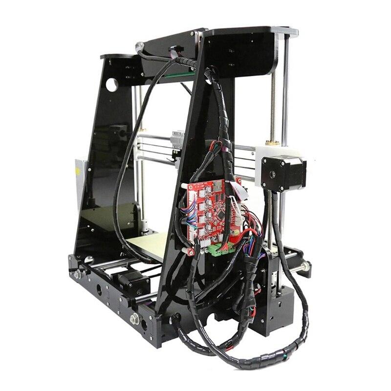 Impresora 3D Anet A8 A6 de alta precisión Impresora 3D pantalla LCD de aluminio de alta calidad Impresora extrusora DIY Kit Impresora 3D - 5