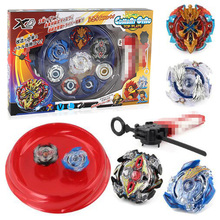 4pcs/set Beyblade Arena Spinning Top Metal Fight Bey blade Metal Beyblade Stadium Children Gifts Classic Toy For Child цена