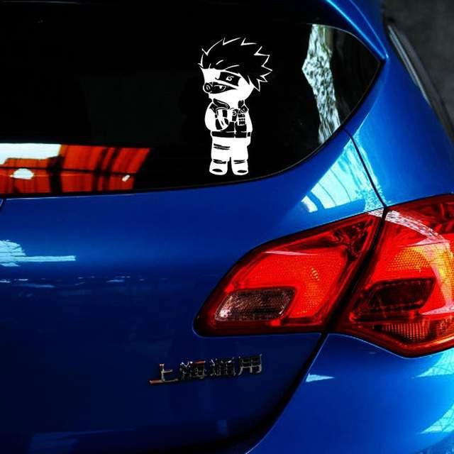 Naruto Hatake Kakashi Car Stickers