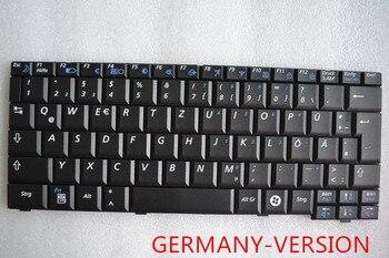 Nuevo teclado negro para ordenador portátil Samsung N120 N-120 N510 con diseño de Alemania/Italia/Latino/Noruega/Francia/REINO UNIDO/EE. UU.
