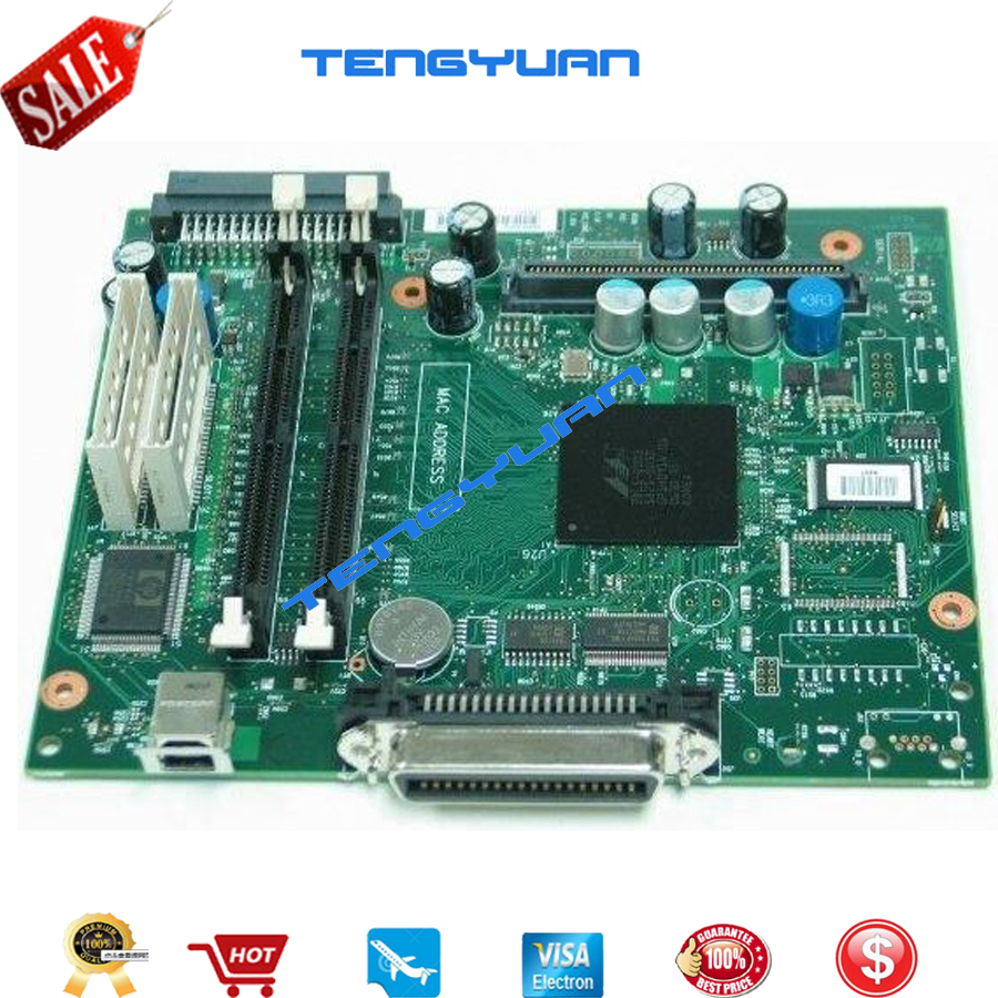 Free shipping 100% tested for HP4200 Formatter Board C9652-67902 printer parts on sale free shipping 100% laser jet tested for hp4555mfp formatter board ce502 69005 printer part on sale