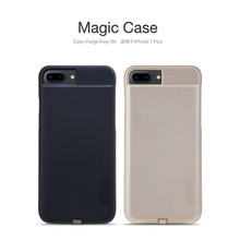 Nillkin Magic Case for iphone 7 plus 5.5″ Qi Wireless Fast Charging Receiver Cover Cell Phone Frosted Shell for iphone7 plus