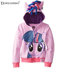 Baby Girls Jacket Leisure Coat Children Fashion Jackets For Girls Coat Hoodies Girls Clothes Cotton Boys