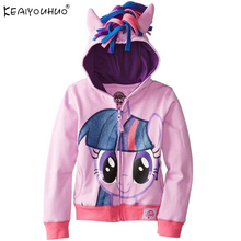 Baby Girls Jacket Leisure Coat Children Fashion Jackets For Girls Coat font b Hoodies b font