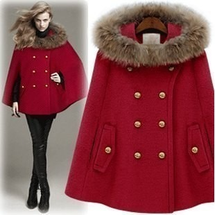 Popular Winter Coats Poncho-Buy Cheap Winter Coats Poncho lots ...