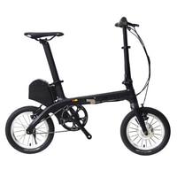 סבא חשמלי אופני מתקפל ebike 36 v 200 w ebike במיוחד אור e אופני 14 מיני אופניים מתקפל חשמלי אופניים bicicleta electrica
