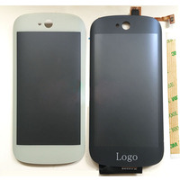 Original New For Yotaphone 2 YD201 YD206 LCD Display Digitizer Touch Screen Assemblely Smart Phone