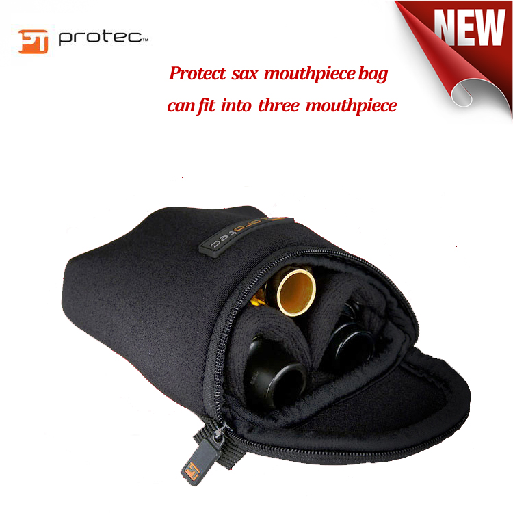 Protect  Sax  Mouthpiece Bag  Can Fit  Into  Three  Mouthpiece  Trombone Mouthpiece Bag  Alto Saxophone Clarinet Mouthpiece Bag