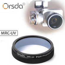 Orsda MRC-UV UAV Filter for DJI phantom 4 phantom 3 for Gimbal Camera Ultraviolet Filter UAV Quadcopter drone parts accessories