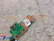 Оригинал для toshiba satellite l55t l55t-a5290 15.6 usb-порт совет ж кабель v000310130