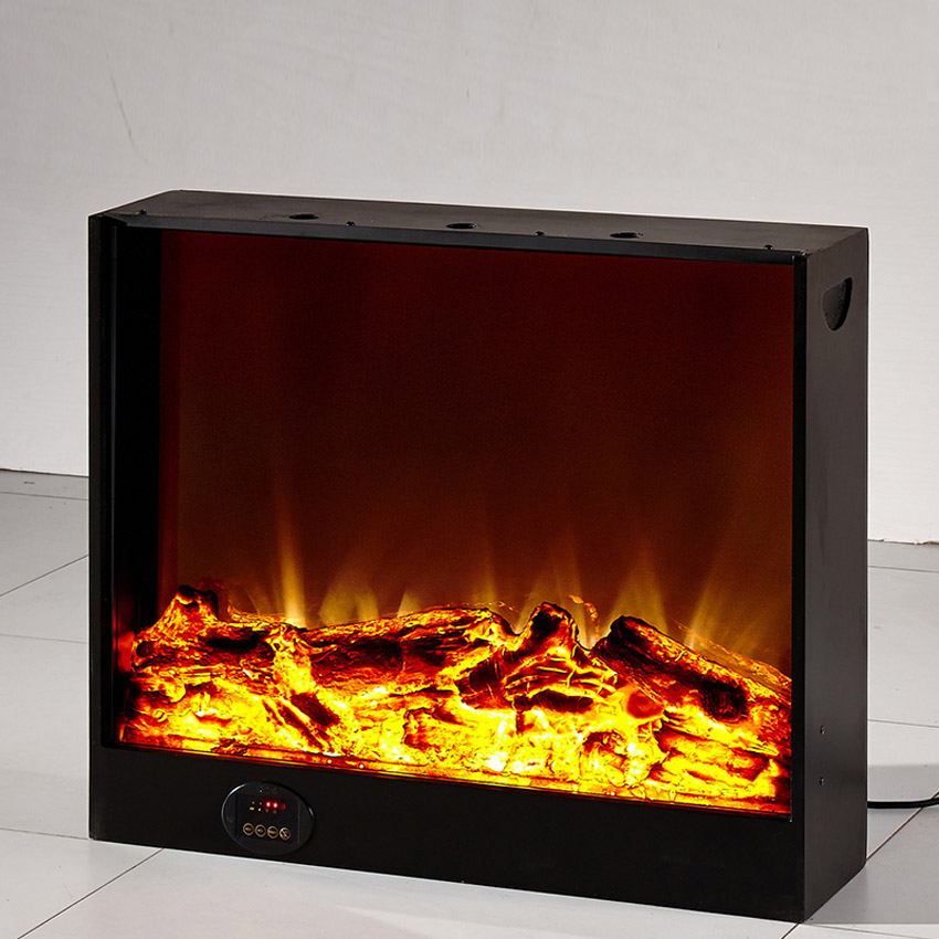 Gf002 Gf003 Electric Fireplace Insert Burner Warm Air Blower