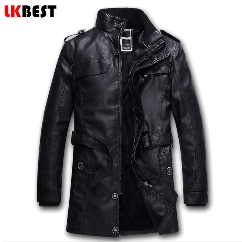 Online Get Cheap Mens Long Leather Coats -Aliexpress.com | Alibaba