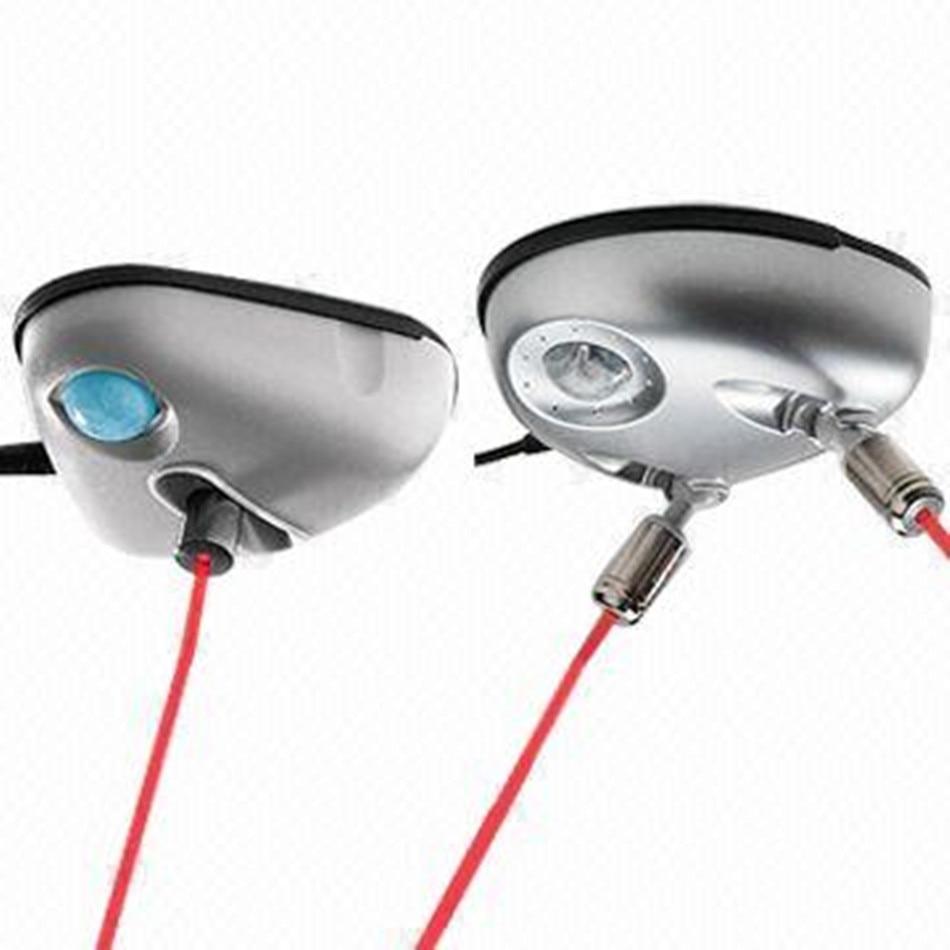 Laser Parking Meter Car Garage Ceiling Location Positioning Correction Parking Sensor Aid Monitor System BP-01 Double-end