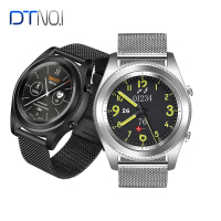2017 NEW No 1 S9 Smarwatch MTK2502 NFC Sport Health Tracker Bluetooth4 0 S9 Smart Wristwatch