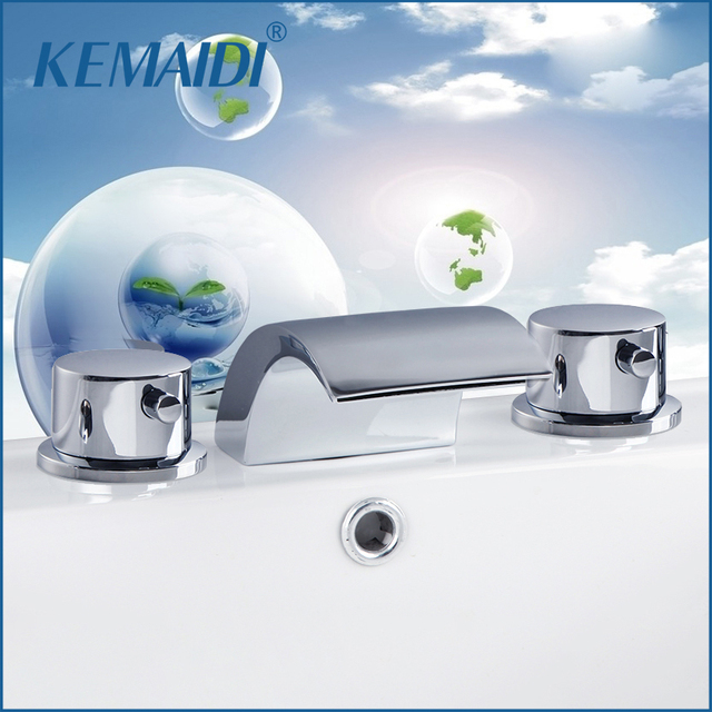 Kemaidi Waschbecken Design Führte Bad Wasserhahn