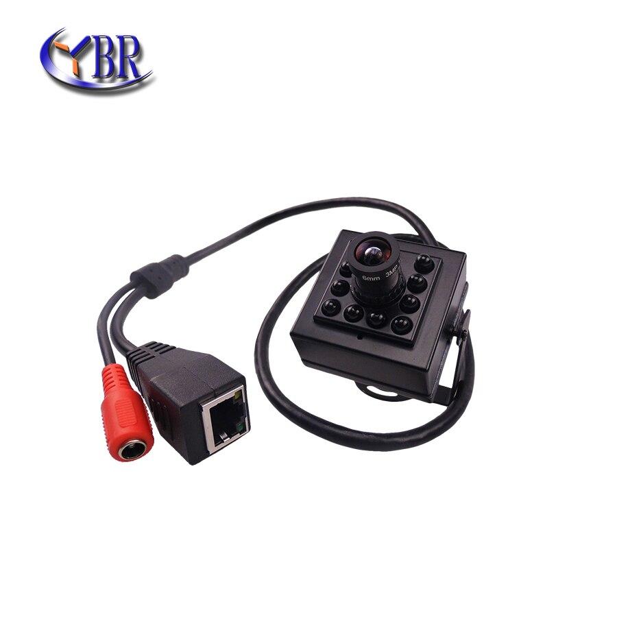 ФОТО Wholesale 960P Micro IP Camera Cctv Wired Network Surveillance Camera System IR Night Vision ONVIF 1.3MP Mini Security Camera