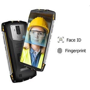 """Image 3 - Blackview BV6800 Pro 4GB + 64GB 5.7 """"étanche Smartphone 18:9 écran 6580mAh Android 8.0 sans fil charge téléphone portable"""