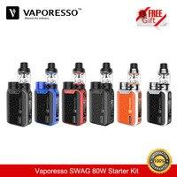 Vaporesso SWAG Electronic Cigarette Vape Kit 16850 Box Mod Cigarette Electronique With NRG SE Tank 3