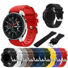 hot deal buy s3 frontier/classic watch band 22mm silicone sport replacement watch men women's bracelet watches strap for samsung gear s3