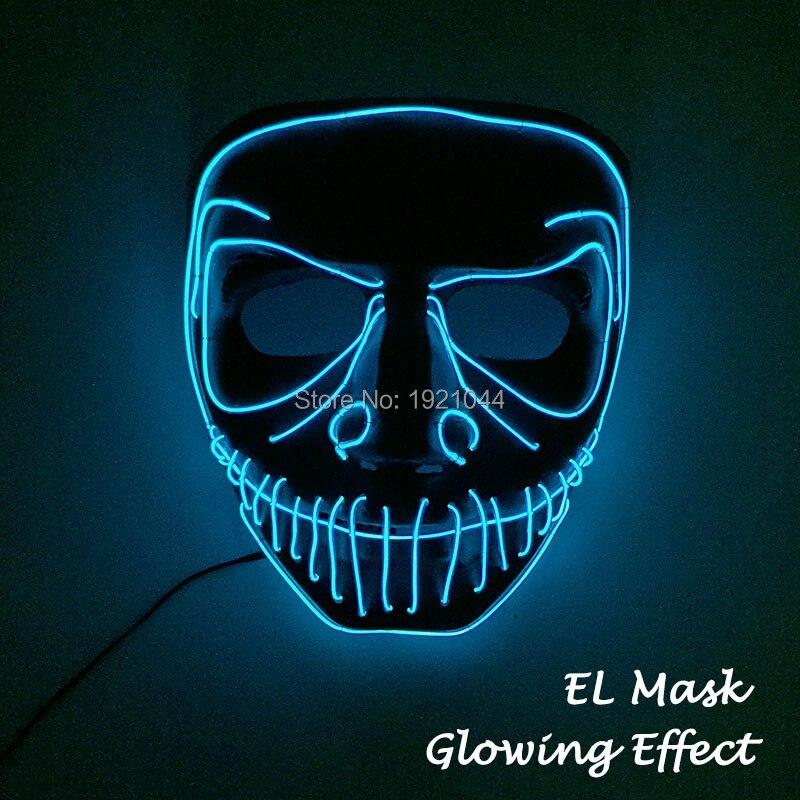 glowing