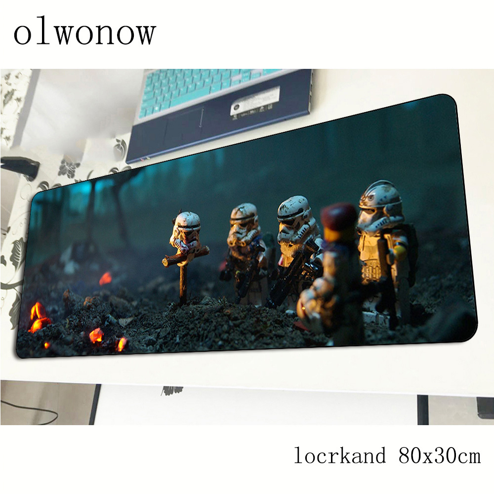 Star Wars Pad Mouse New Arrival Computador Gamer Mouse Pad 800x300x2mm Padmouse Anime Mousepad Ergonomic Gadget Office Desk Mats