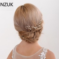 HP22 Kristall Perlen Pageant Kopfschmuck Blumen Braut Haar Strass Prom Kopfschmuck Brautjungfer Mädchen Hochzeit Haarschmuck