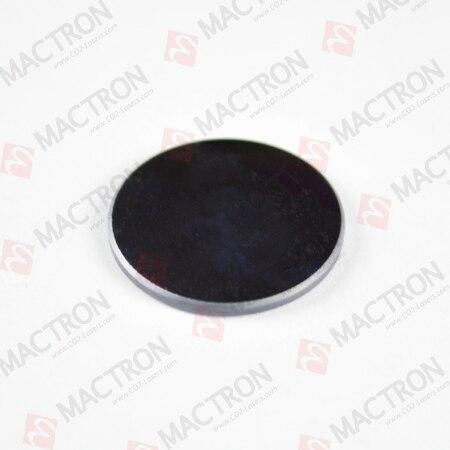 New Black Focal Lens for CO2 Laser Cutting Engraving Diam 20mm FL 50.8mm Gaas material