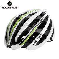 ROCKBROS Cycling MTB Bike Bicycle Helmet EPS PC Integrally Molded Ultralight 36 Air Vents Bicycle Bike