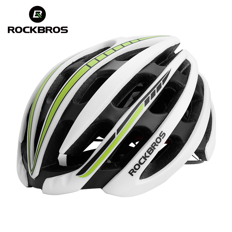 ROCKBROS Cycling MTB Bike Bicycle Helmet EPS PC Integrally-molded Ultralight 36 air vents Bicycle Bike Equipment Casco Ciclismo west biking bike chain wheel 39 53t bicycle crank 170 175mm fit speed 9 mtb road bike cycling bicycle crank