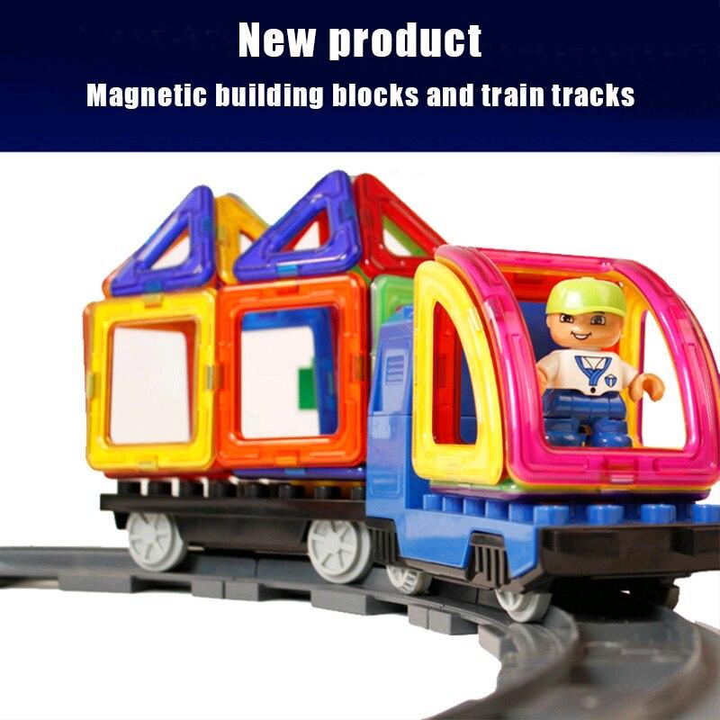 Магнитный конструктор, Мини Строительные блоки, 3D строительные игрушки для детей, развивающие креативные кирпичи, игрушки для детей, подарок