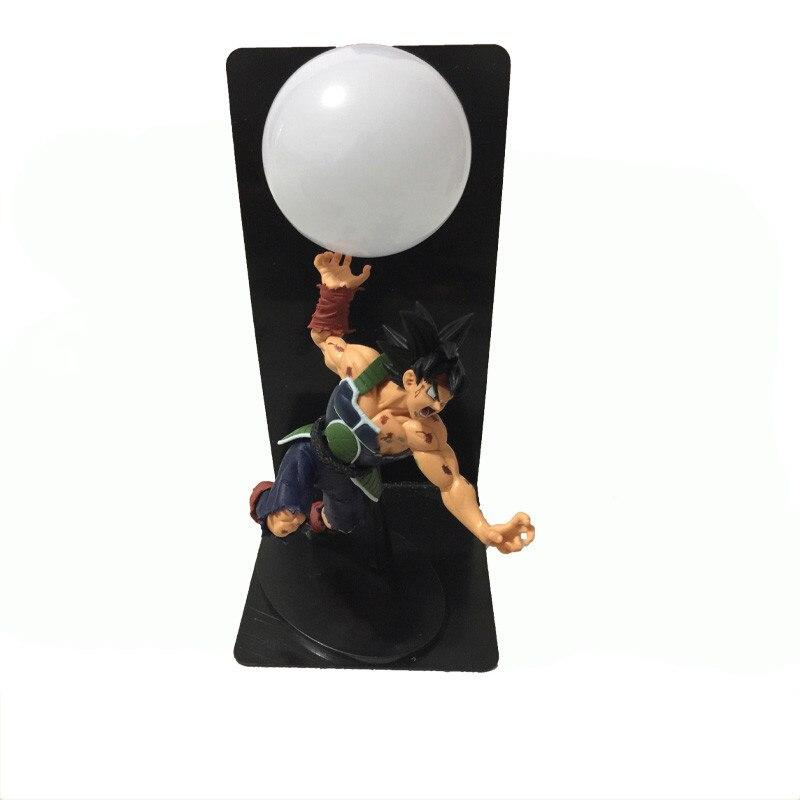 Fabriek Prijs Dragon Ball Son Goku Sterkte Bommen Tafellamp ...