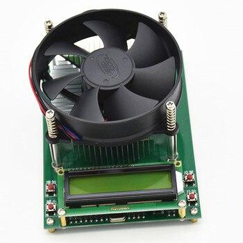 150 Вт постоянного тока Электронные нагрузки 60 В 10A Батарея разряда Ёмкость тестер