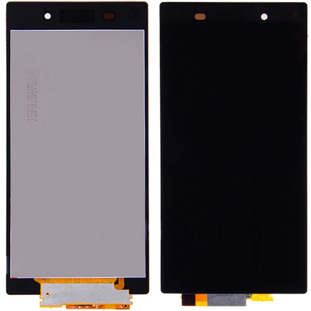 New Black LCD Display Touch Digitizer screen For Sony xperia Z1 L39H L39 C6902 C6903 High
