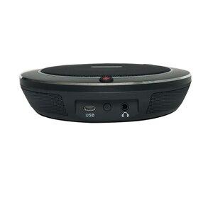 Image 2 - A211U HD Audio Conferenza Omnidirezionale Mini Intelligente USB Desktop di Telefono del Microfono