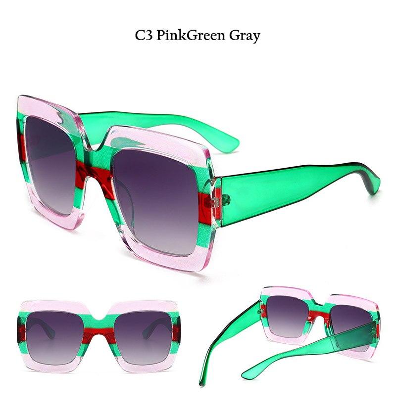 2018 News Square Sunglasses (12)