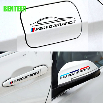 power motorsport car sticker for BMW E30 E34 E36 E39 E46 E60 E87 E90 F10 F20 F30 E80 E70 320 330 335 520 530 535 550 image