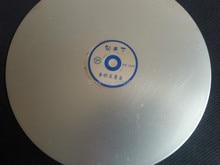 Grit 1500 Diamond coated 8 inch Flat Lap wheel Lapidary lapping polishing disc