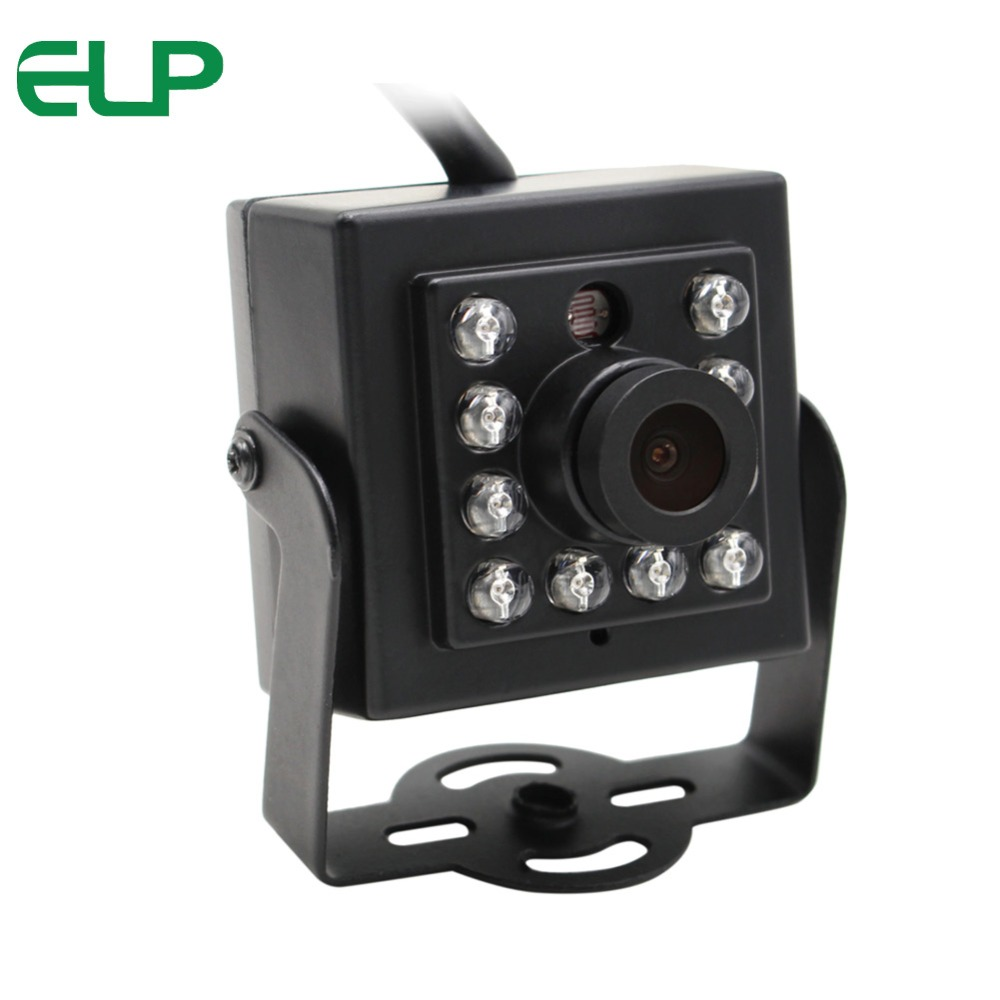 ELP 960 p HD mini visión nocturna luz USB webcam cámara para Android, Linux, Ventanas