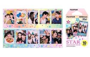 Image 5 - Echt Fujifilm Instax Mini 8 Film 3 Packs Luchtpost/Candy Pop/ Shiny Star Voor Fujifilm Instant Mini 9 11 90 Link Printer