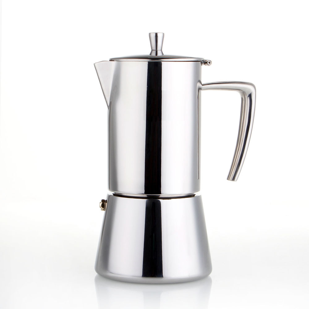 Bialetti, fornitore di inoxpran! 6cup di Alta qualità Moka, Espresso caffettiera, Trasporto trasporto libero!!!