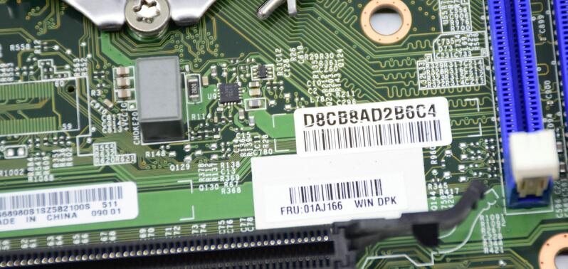 01AJ166 IH110MS SPP0G97782  S1151 DDR4  Board For IdeaCentre 300S-11ISH 300-20ISH Desktop System Board   Well Tested Working