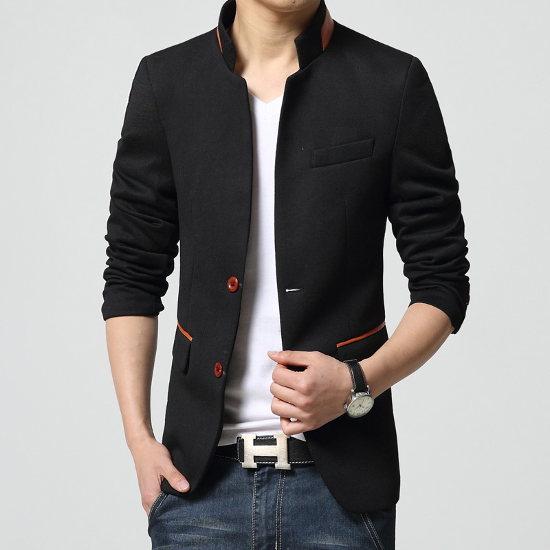 Mens Blazer With Jeans Photo Album - Reikian