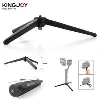 KINGJOY KT 30 Aluminum Portable Mini Tabletop Tripod Leg For DSLR Digital Camera Zhiyun Smooth Q