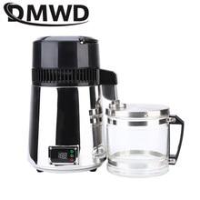 Dmwd destilador de água pura 304 aço inoxidável máquina de água destilada dispensador filtro 4l destilação dental purificador 110v 220v
