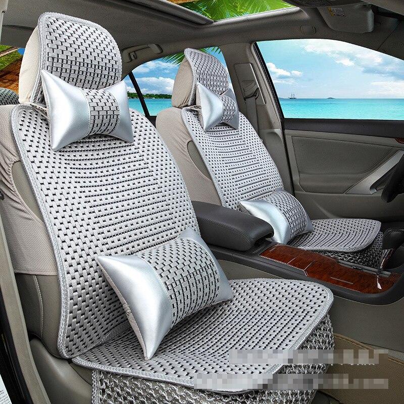 Coussin de siège de voiture adapté pour KIA procéder Sid Stinger Sorento Carens Camival 2006-2018 ans imperméable à l'eau facile à installer coussins
